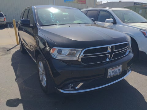 2019 Dodge Durango Sxt In Santa Maria Ca Chrysler Jeep Ram